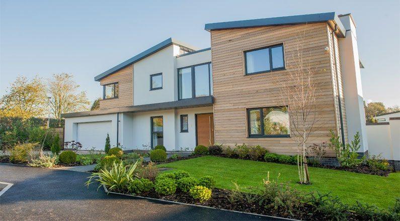 Solar PV at Heritage Homes Housing Development
