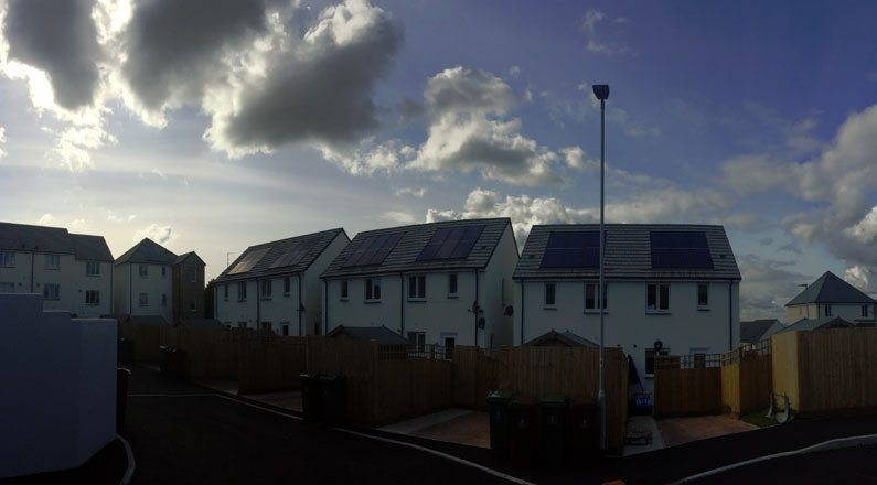 Solar PV for Housing Developers and New Builds