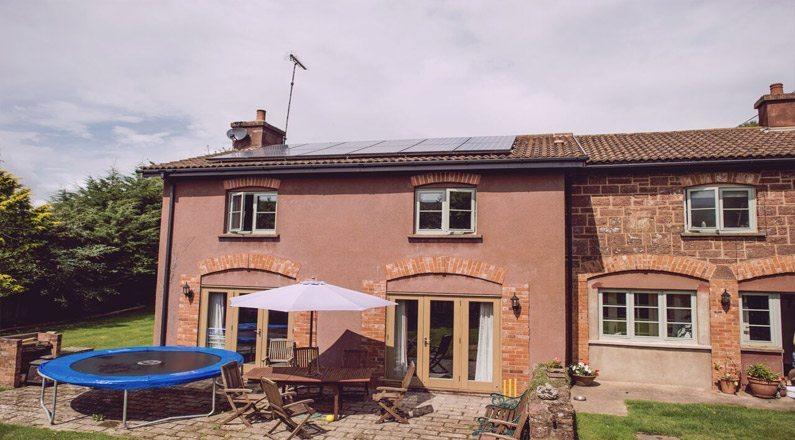 Solar Installation Devon