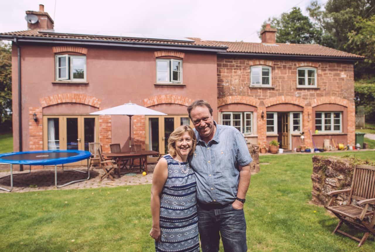 Sally and Richard Gaydon