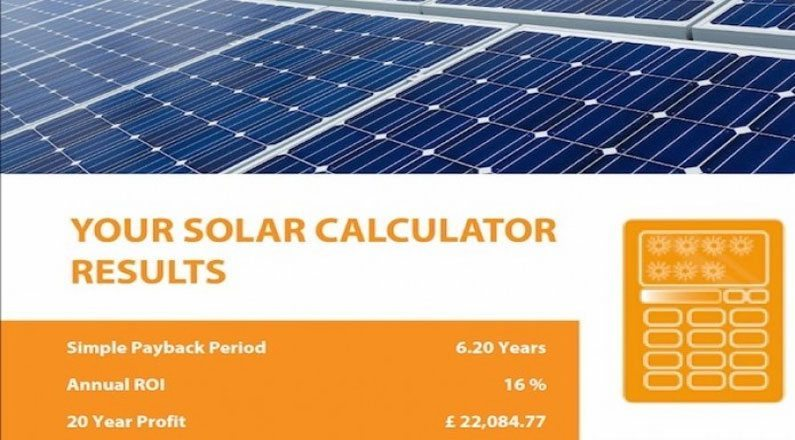 Sungift Energy Launches Remarkable Solar Calculator