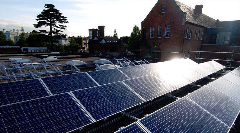 Solar For Schools