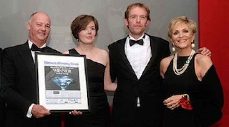Solar Installer of the Year 2015
