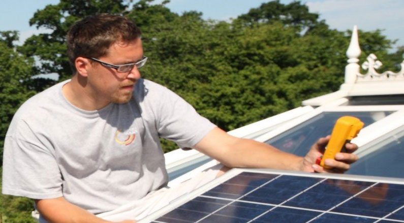 How health checks benefit solar PV systems