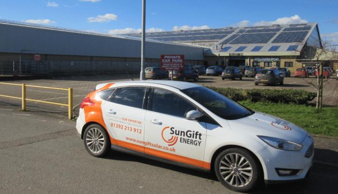 Solar Exeter