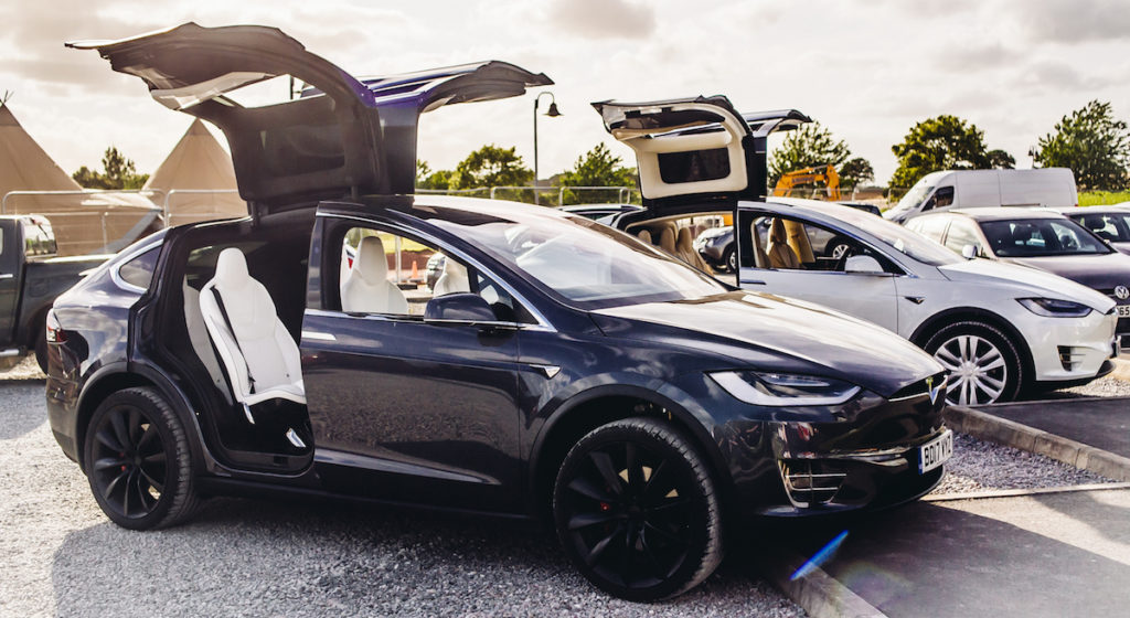 Tesla technology event