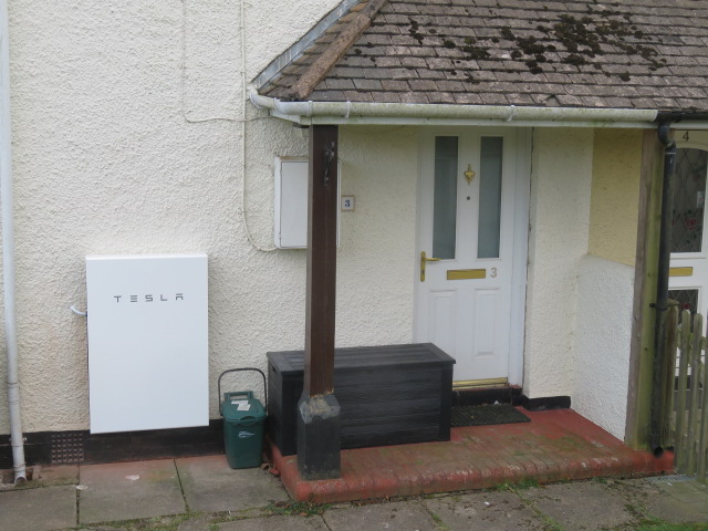 SunGift help reduce fuel poverty with the Tesla Powerwall 2