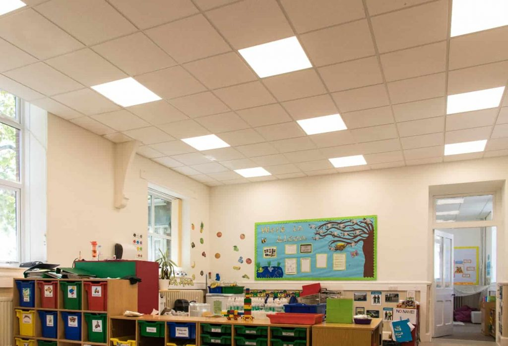 The financial, environmental and health benefits of LEDs