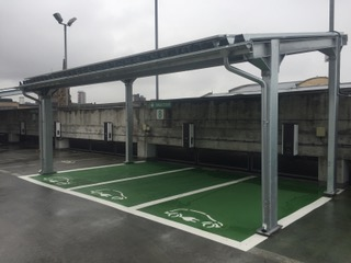 SunGift Energy Pioneering in Solar PV Project on Dundee Car Parks