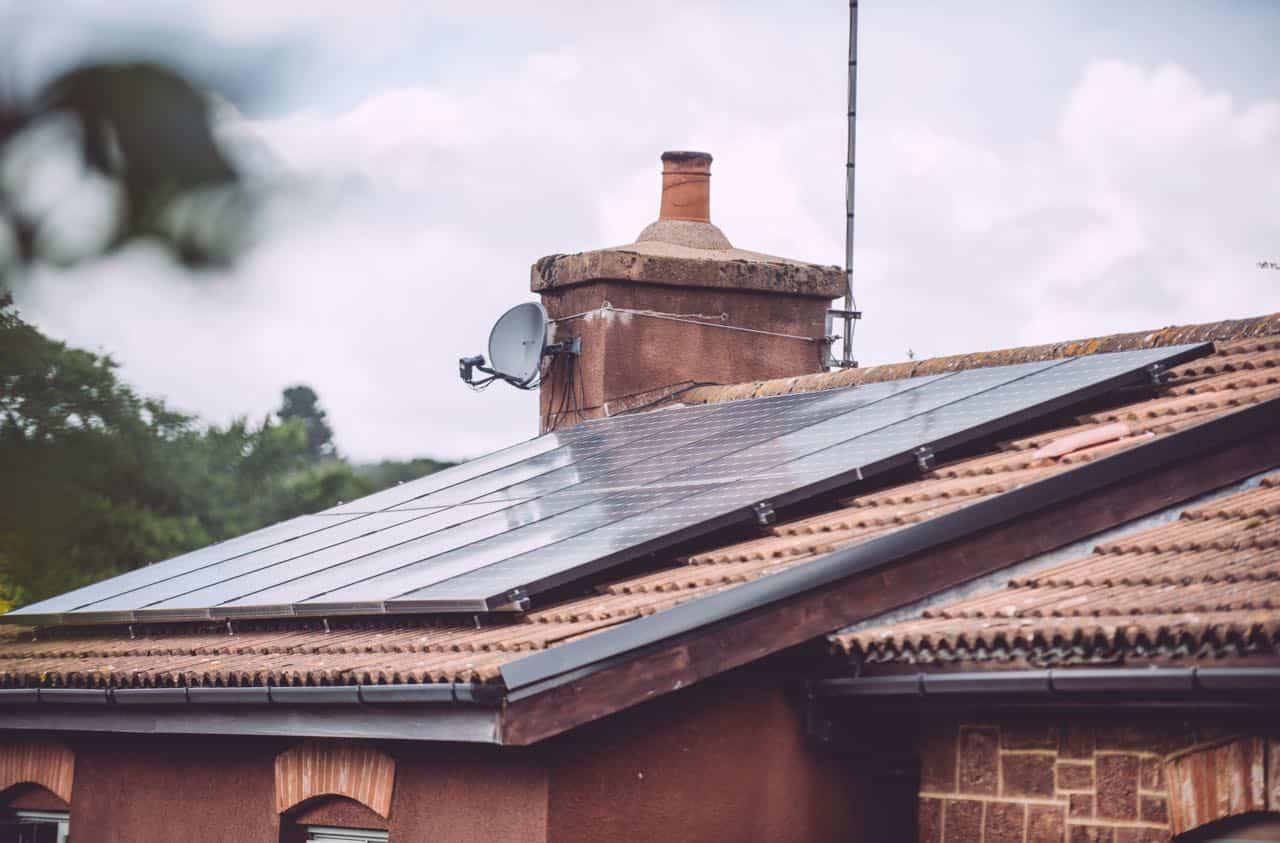 Gaydons New Build Solar Panel Install