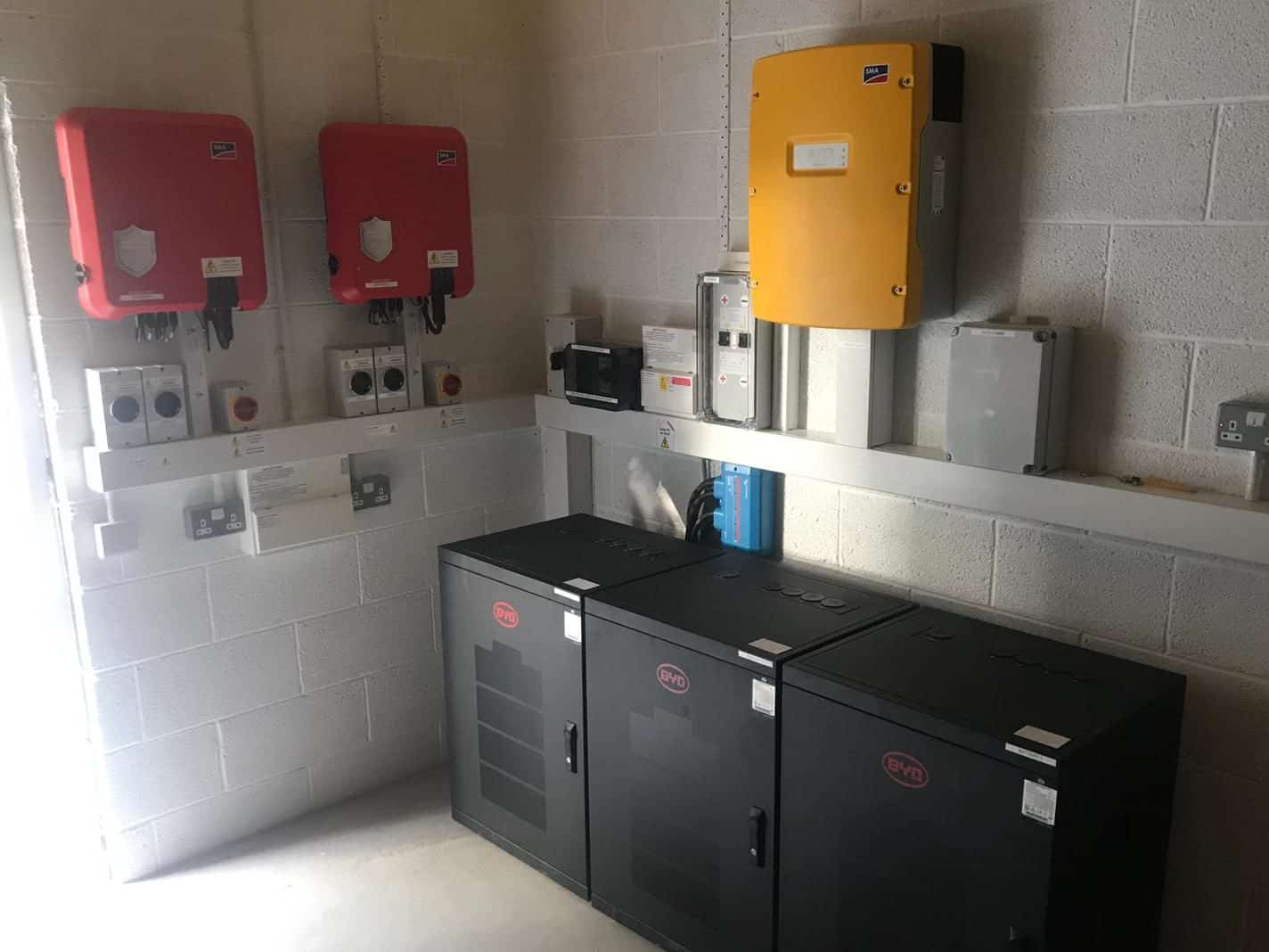 Energy storage / home battery