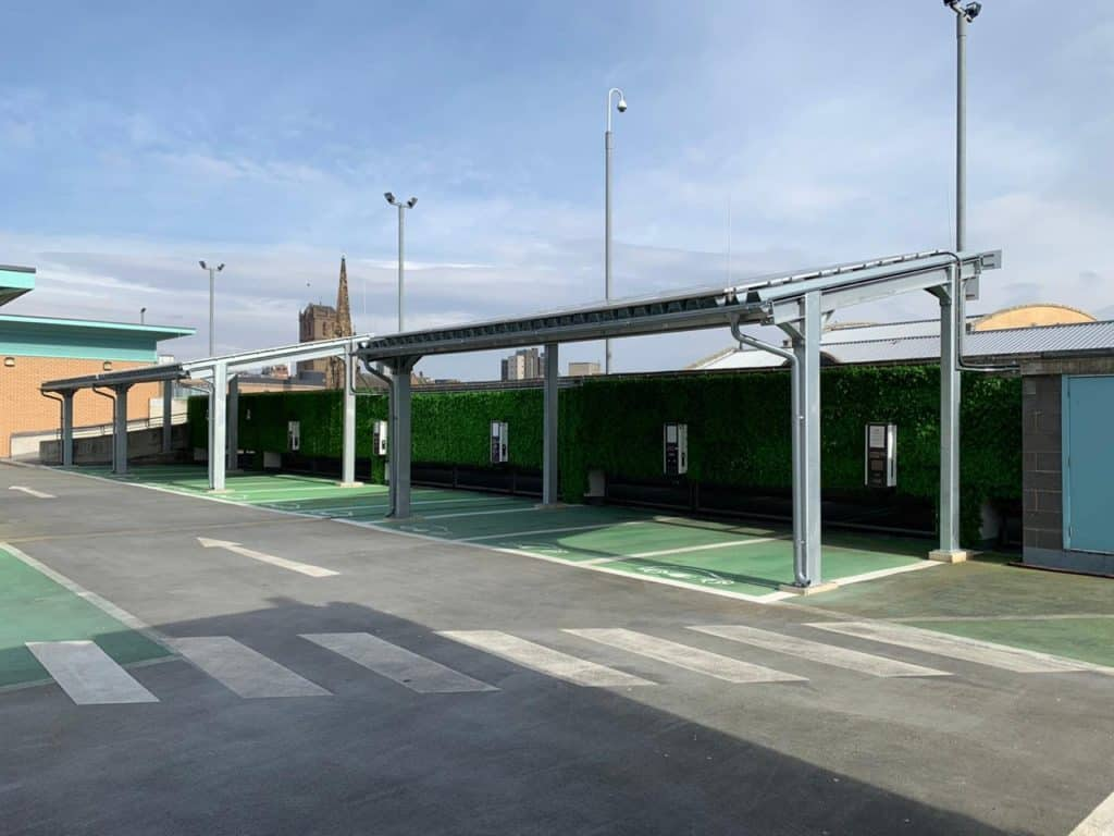 Dundee car parks