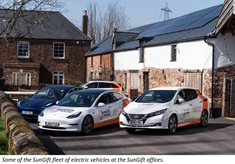 SunGift Electric Fleet