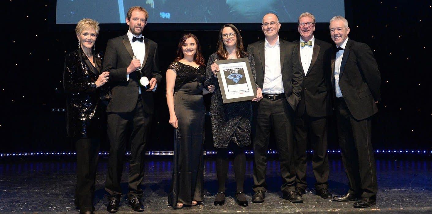 WMN Business Awards 2019 - full team